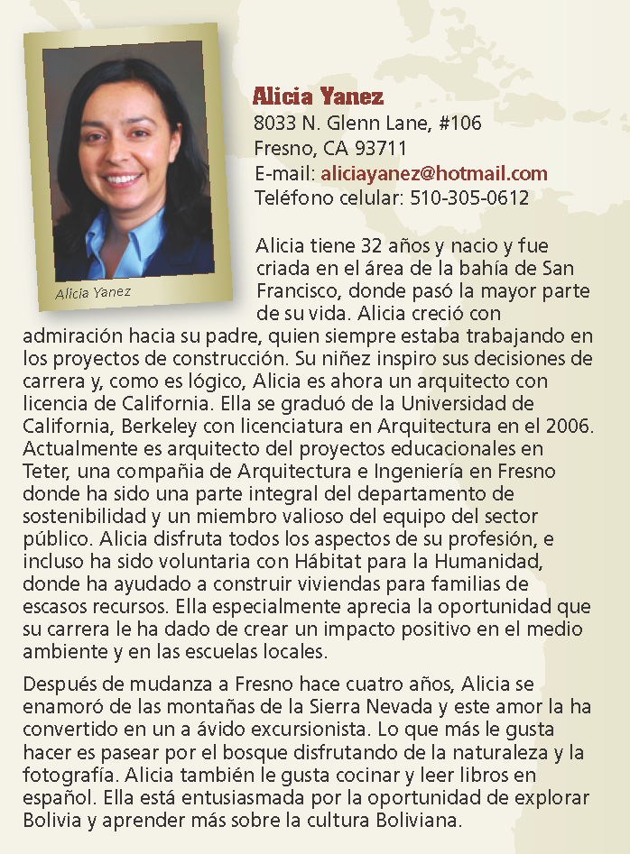 Alicia Yañez