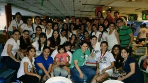 Rotaract Club Amboró organizó el ROTABOWLING 4.0