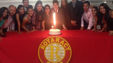 Rotaract Club Grigotá celebra 20 años de servicio y amistad