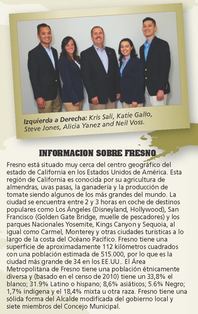 Informe de Fresno