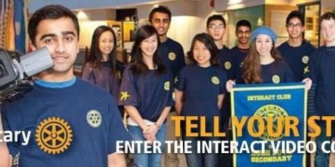 Concurso de video de Interact 2014