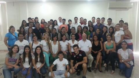 Comité Distrital de Rotaract organiza seminario para su socios