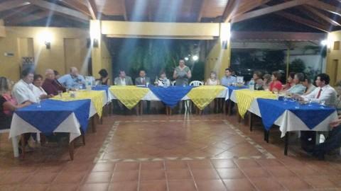 Gobernador de Distrito visita Rotary Club Yacuiba