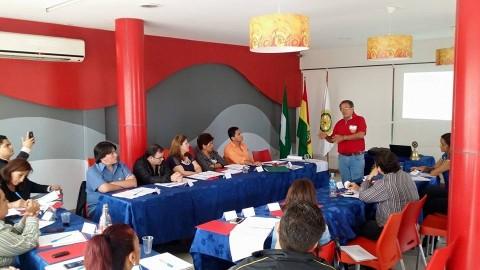 Se llevó a cabo en Santa Cruz el CURSO II del Rotary Leadership Institute