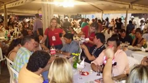 Exitoso evento organizado por RC-Patujú aglutina 800 personas en pro de hogar de niñas