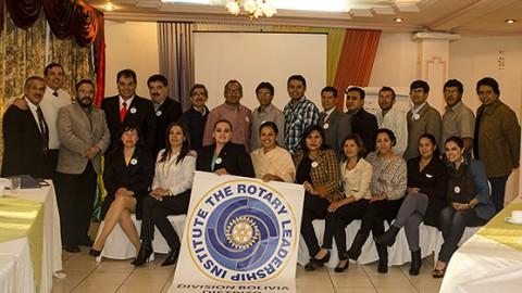 Se llevó a cabo curso para instructores RLI en Sucre