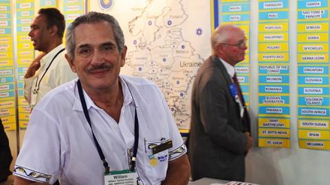 RLI División Bolivia trabajó en el stand durante la Convención