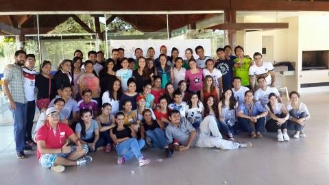 Rotaractianos de Santa Cruz se reúnen para estrechar lazos de amistad y servicio