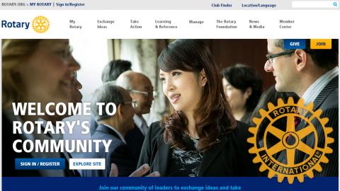 Nueva herramienta de delegación de funciones en Mi Rotary
