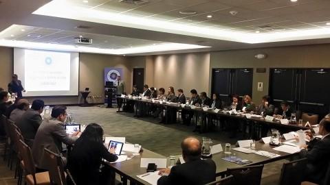 Rotarios de Bolivia participan de curso de RLI en Perú