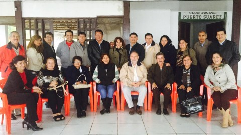 Se posesiona un comité ad-hoc en Puerto Suárez