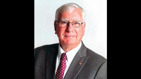Ian Riseley es seleccionado como presidente 2017-2018 de Rotary