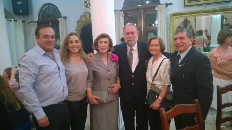 Visita Oficial del Gobernador al RC Santa Cruz