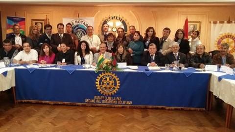 RLI División Bolivia, llevó a cabo Curso I en La Paz