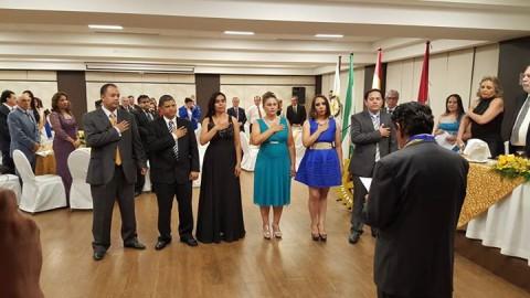 Aniversario y Visita del Gobernador al Rotary Club Grigota