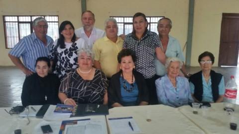 Visita del Gobernador al Rotary Club Portachuelo