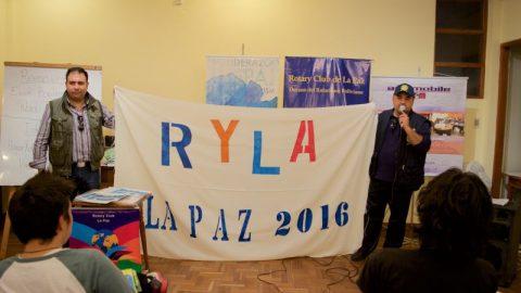 Ryla La Paz 2016 «La paz empieza por tí