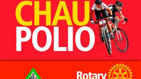 24 de Octubre, Día Mundial de la Lucha contra la Polio y en rotary lo celebramos así!!!