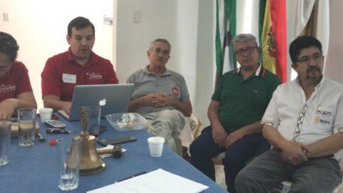 Organización de Conferencia Distrital