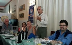 Visita oficial  Rotary Club Samaipata