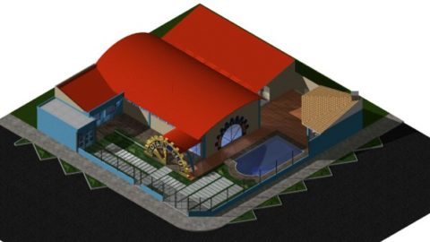 RC Santa Ana de Yacuma: Inicio de obras