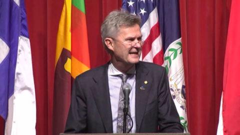 Holger Knaack seleccionado presidente de Rotary International 2020-2021