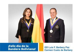 Dia de la Bandera Boliviana