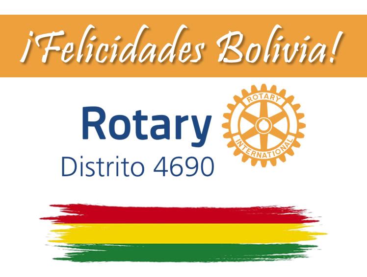 Felicidades Bolivia en su 195 años