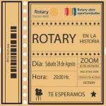 Rotary en la historia