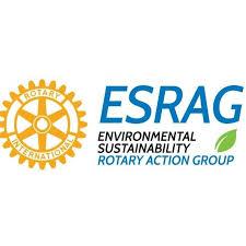 ESRAG es el Grupo de Acción Rotaria de Sostenibilidad Ambiental