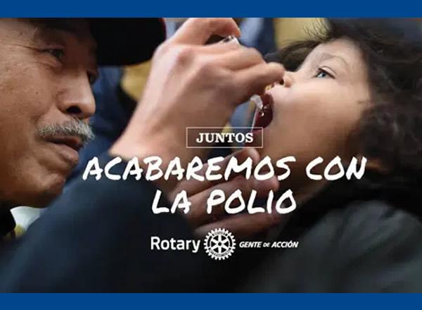Toma acción el Día Mundial contra la Polio