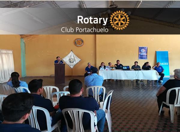 RC PORTACHUELO: Jornadas Educativas
