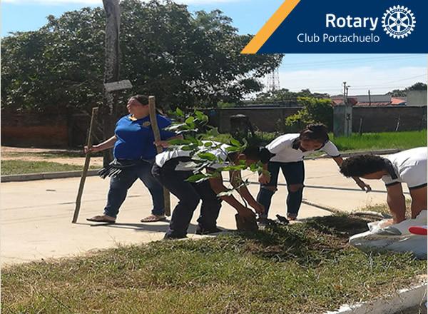 RC PORTACHUELO: Actividades de Medio Ambiente