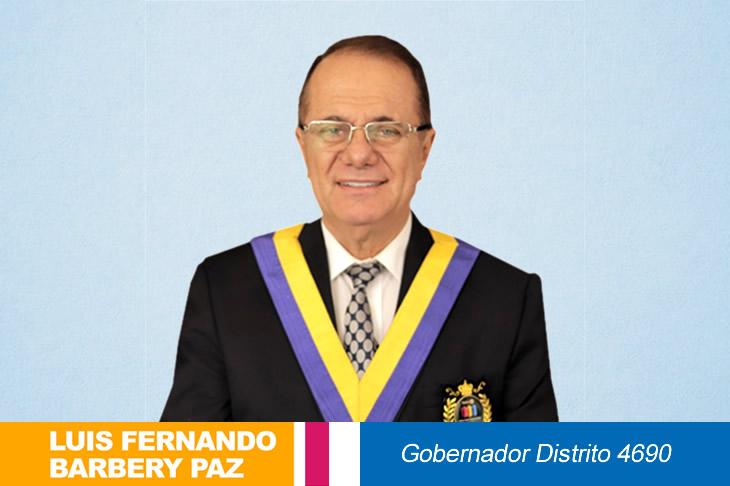 DICIEMBRE 2020: Mensaje Gobernador Distrito 4690