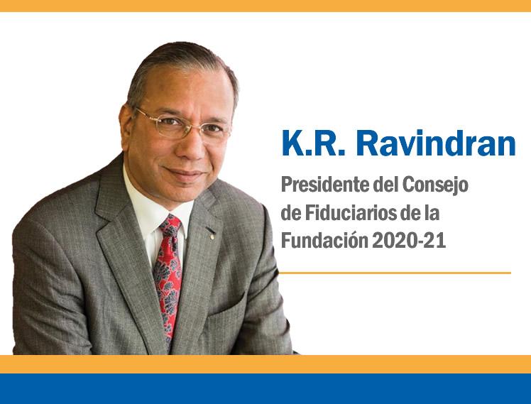 Mensaje del Presidente del Consejo de Fiduciarios: OCTUBRE 2020