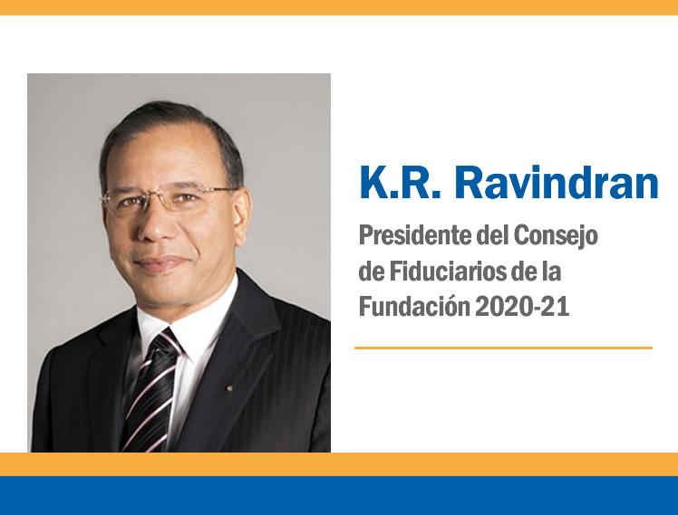 Mensaje del Presidente del Consejo de Fiduciarios: DICIEMBRE 2020