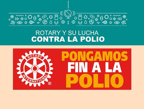 Rotary y su lucha contra la Polio