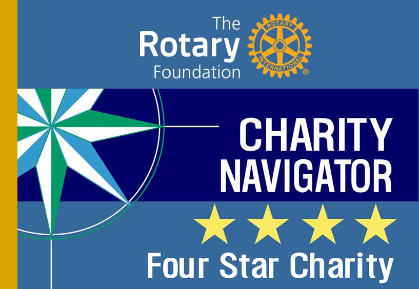 Premiación a La Fundación Rotaria