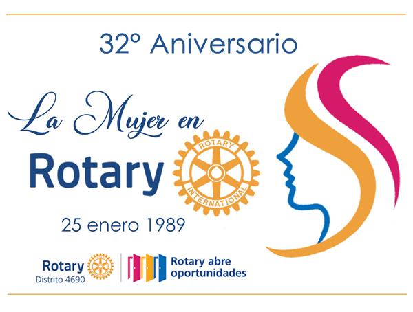 La Mujer en Rotary