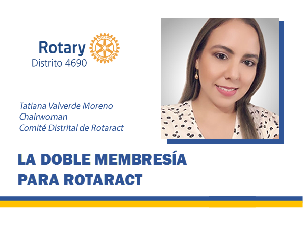 Doble membresía en Rotaract