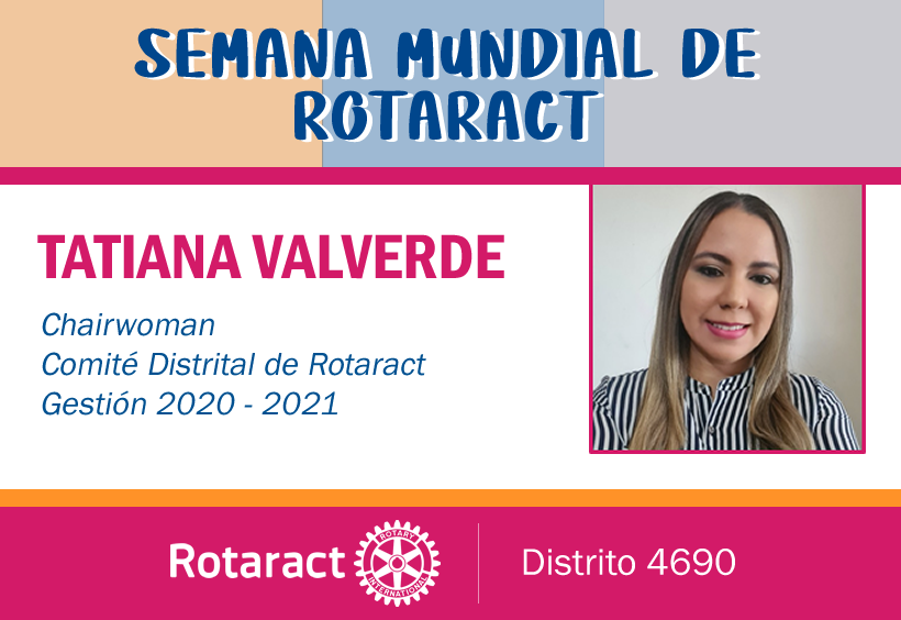 SEMANA MUNDIAL DE ROTARACT