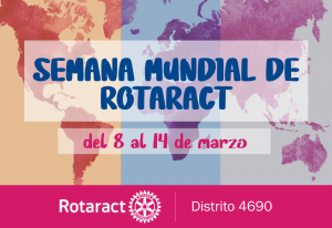 SEMANA MUNDIAL DE ROTARACT 2021