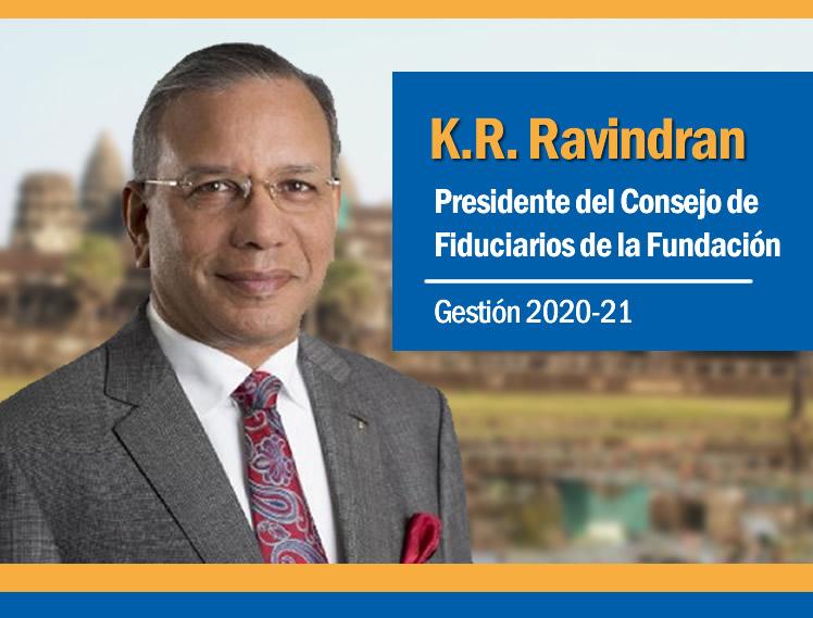 Mensaje del Presidente del Consejo de Fiduciarios: Abril 2021