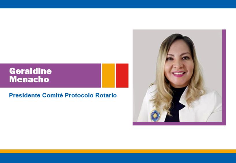 PROTOCOLO ROTARIO PARA REUNIONES REMOTAS