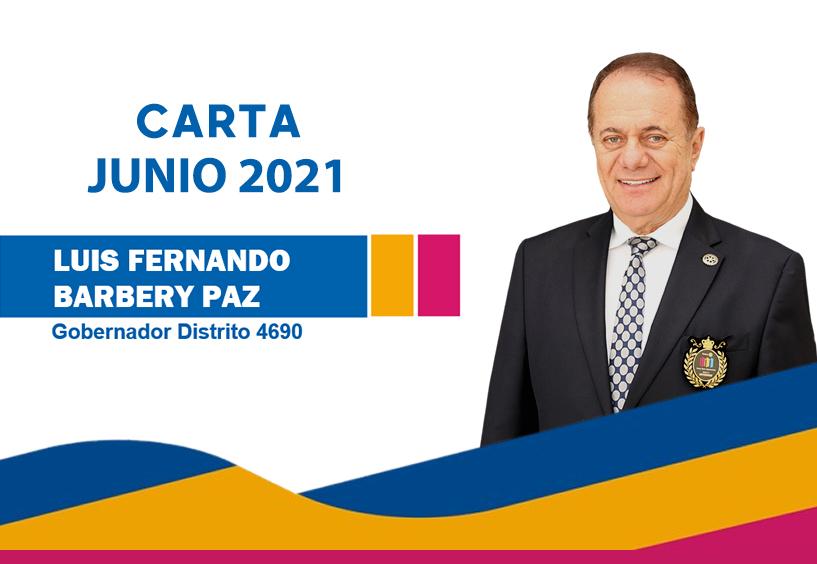 CARTA MENSUAL JUNIO 2021